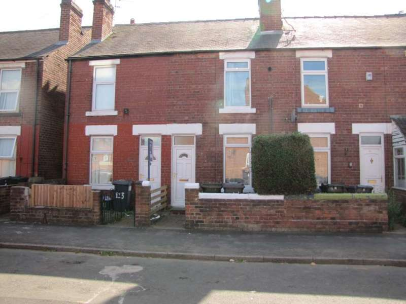 2 Bedrooms Terraced House for sale in St Johns Road, Balby