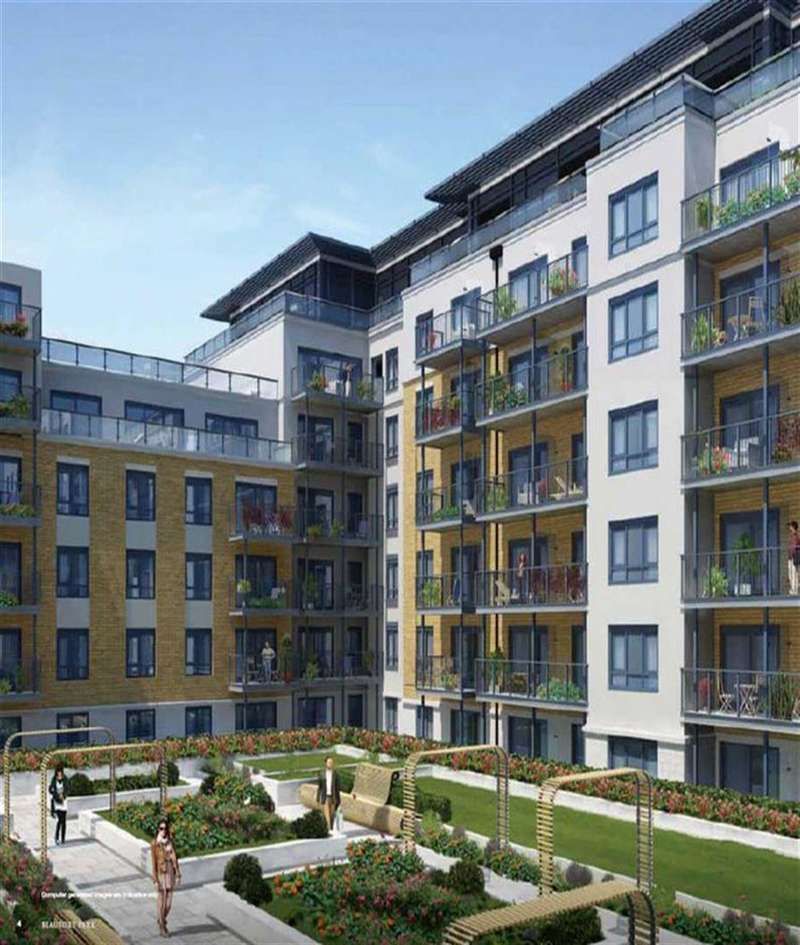 1 Bedroom Property for sale in Beaufort Square, Colindale, London