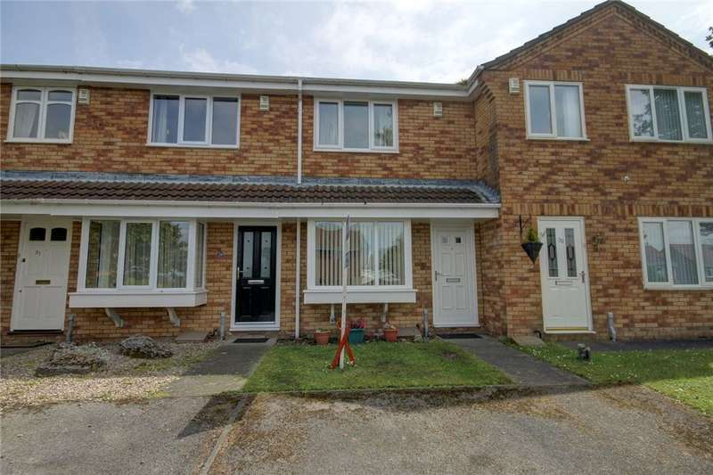 2 Bedrooms Terraced House for sale in Hilltop Road, Bearpark, Durham, DH7