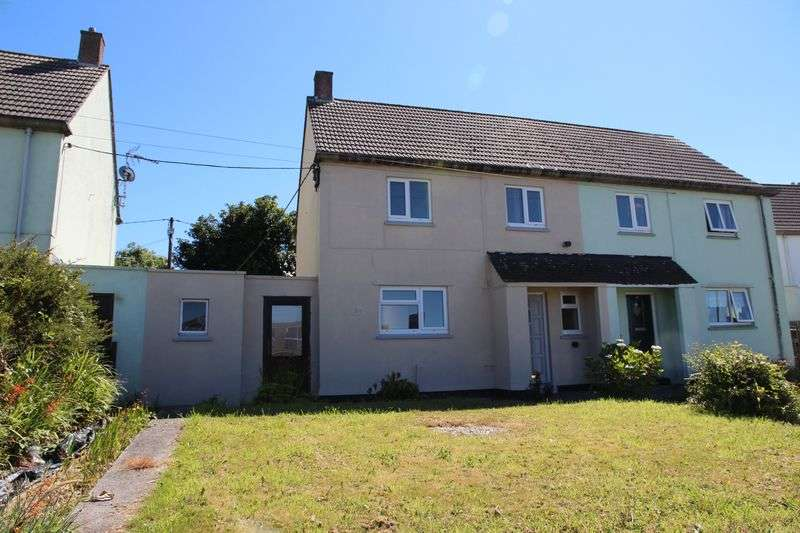 2 Bedrooms Semi Detached House for sale in South Park, St Columb Major