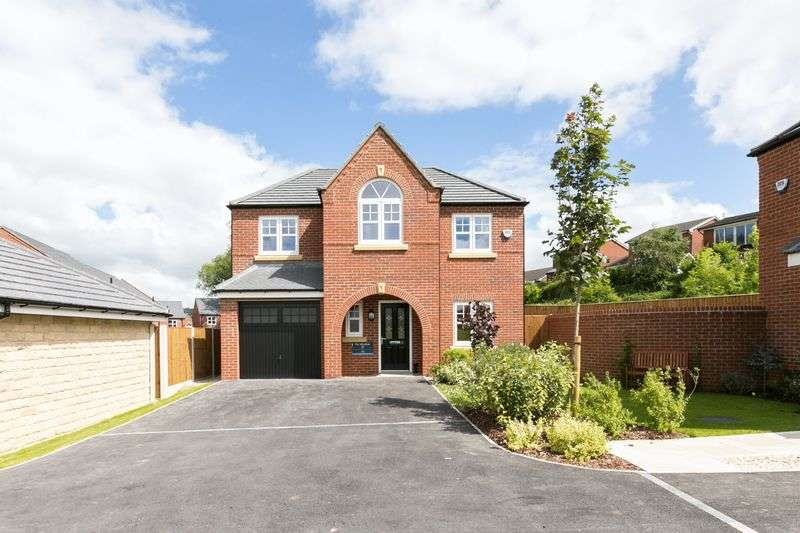 4 Bedrooms Detached House for sale in Herons Wharf, Appley Bridge, WN6 9ET