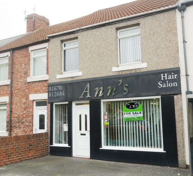 Property for sale in Ann's Hair Salon, 192/192a Hawthorn Road, Ashington