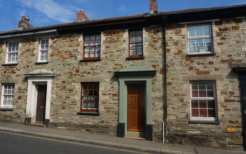 2 Bedrooms Terraced House for sale in Barn Street, Liskeard