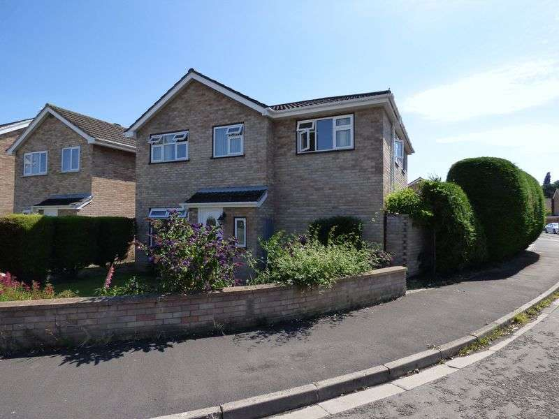 4 Bedrooms Detached House for sale in Copperfield Drive, Worle, Weston-Super-Mare