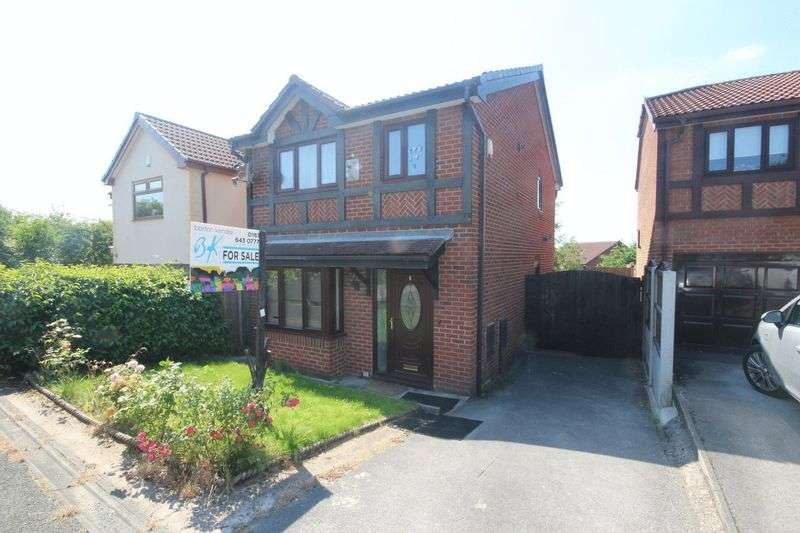 3 Bedrooms Property for sale in Catchdale Close, Blackley, Manchester M9 0SX