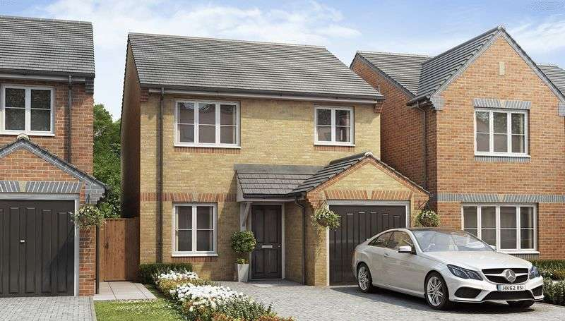 3 Bedrooms Detached House for sale in NEW HOME Plot 13 'The Richmond' 'Willow Grove' Marine Crescent Wordsley