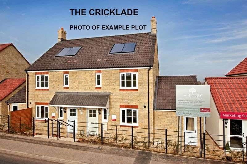 3 Bedrooms Semi Detached House for sale in Whitley Meadows, Woolavington