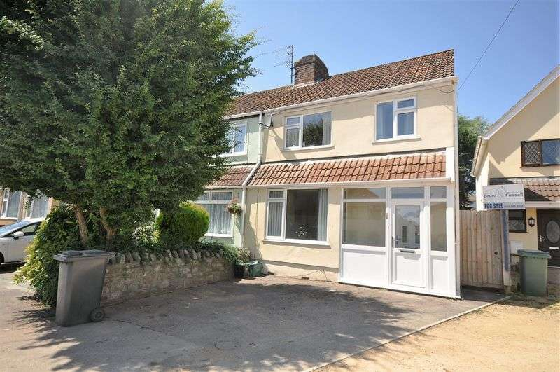 4 Bedrooms Semi Detached House for sale in Anchor Road Kingswood