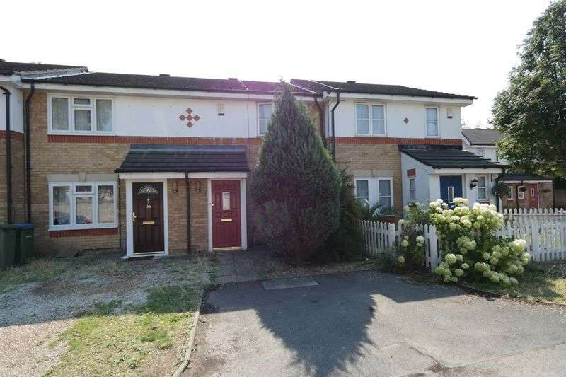2 Bedrooms Terraced House for sale in Sunset Road, Central Thamesmead