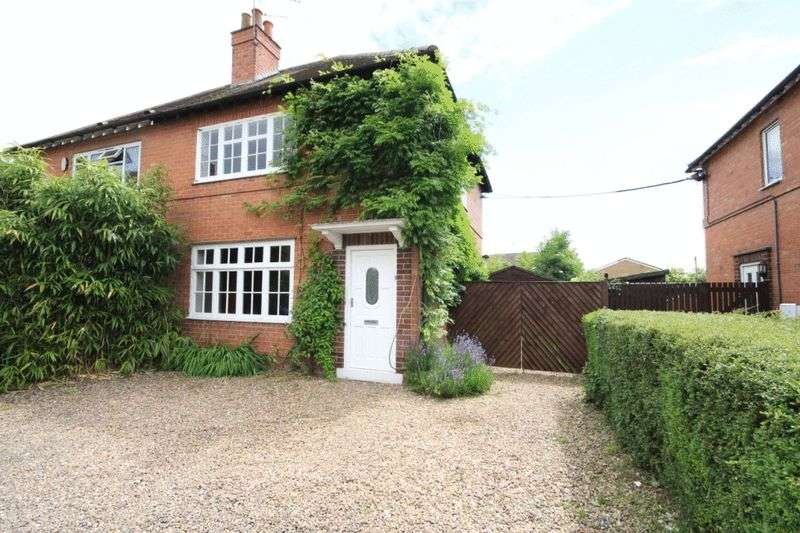 3 Bedrooms Semi Detached House for sale in STONEY FLATTS CRESCENT, CHADDESDEN