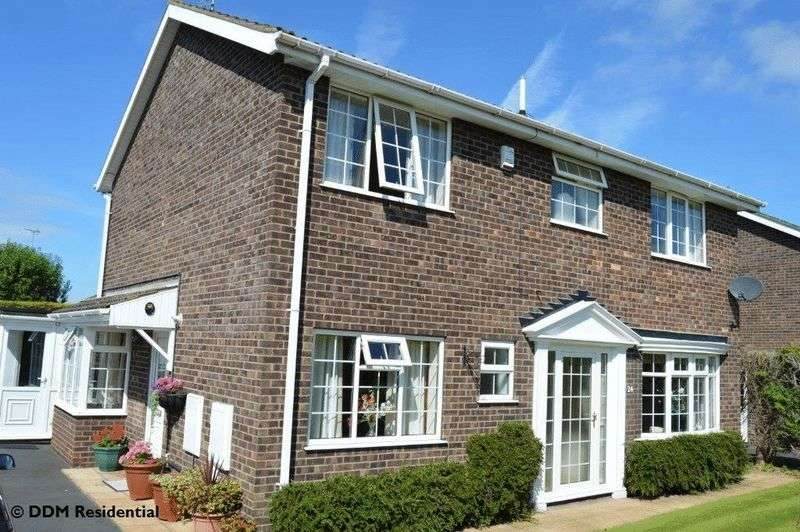 4 Bedrooms Detached House for sale in Mill Lane, Scawby, Brigg