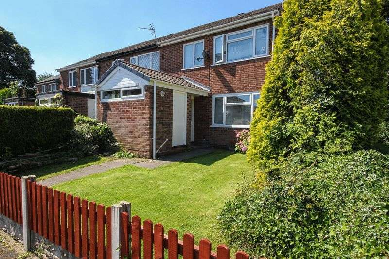 2 Bedrooms Terraced House for sale in Grove Place, Standish