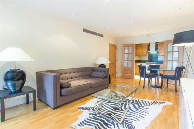 2 Bedrooms Flat for sale in Chelsea Vista, Imperial Wharf, Fulham, SW6