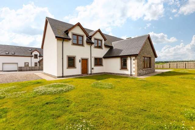 4 Bedrooms Detached House for sale in Blelock, Bankfoot, Perth, Perthshire, PH1 4BY