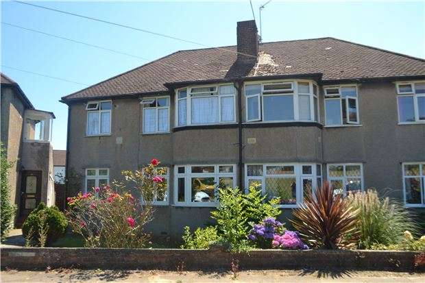 2 Bedrooms Maisonette Flat for sale in Robin Hood Green, Orpington, Kent, BR5
