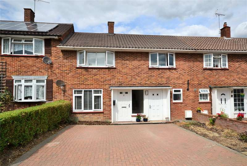 4 Bedrooms Terraced House for sale in Lindenhill Road, Bracknell, Berkshire, RG42