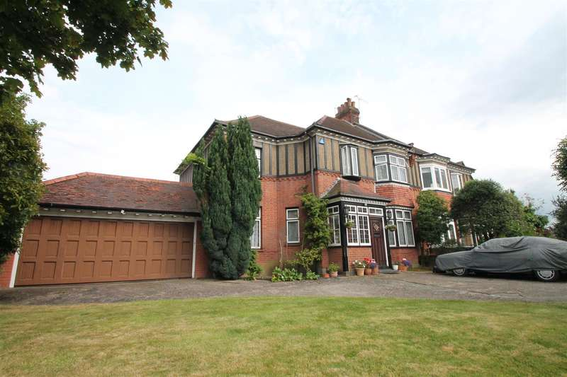 6 Bedrooms Property for sale in Fox Lane, Palmers Green, London N13