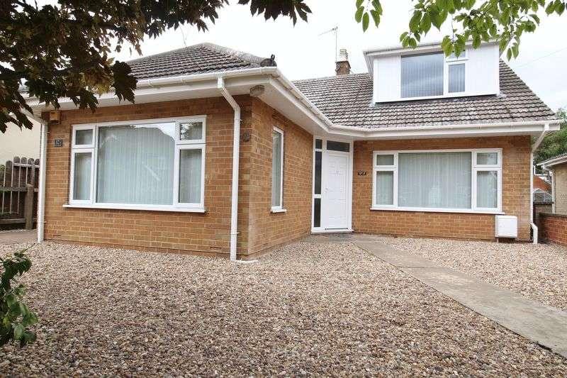 3 Bedrooms Detached House for sale in Vine Road, Skegness