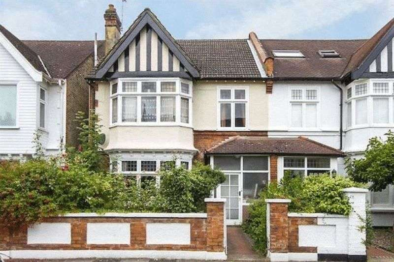 5 Bedrooms Semi Detached House for sale in Madrid Road, London, SW13