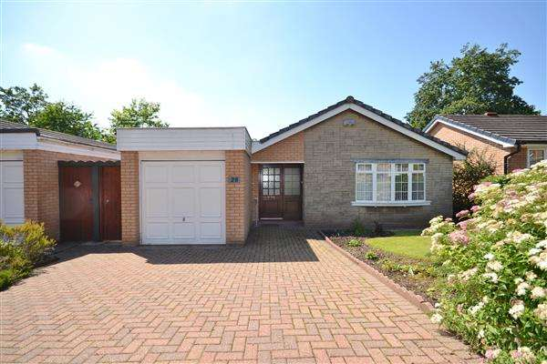 3 Bedrooms Bungalow for sale in Long Croft Meadow, Astley Village, Chorley