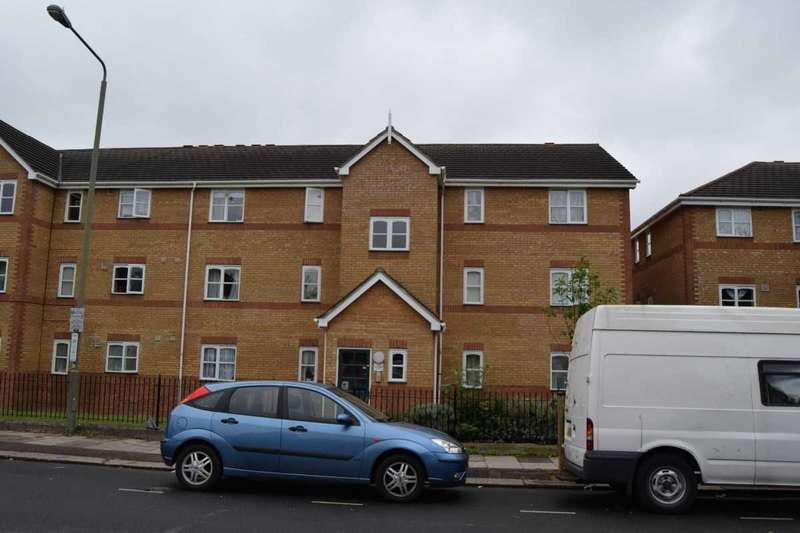 2 Bedrooms Apartment Flat for sale in Cranmore Court, Somerton Road, Cricklewood