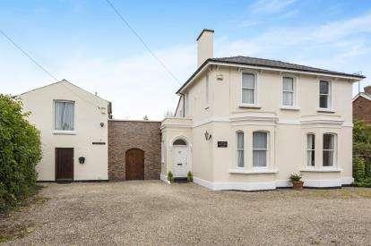 4 Bedrooms Detached House for sale in New Barn Lane, Cheltenham, Gloucestershire, Cheltenham