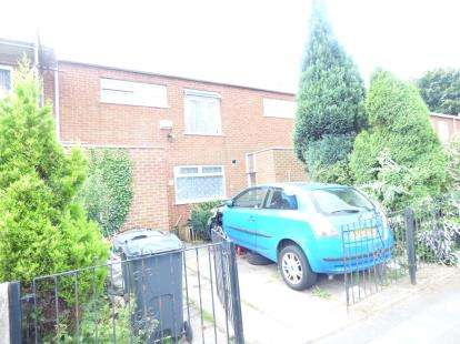2 Bedrooms Terraced House for sale in Waterworks Street, Birmingham, West Midlands