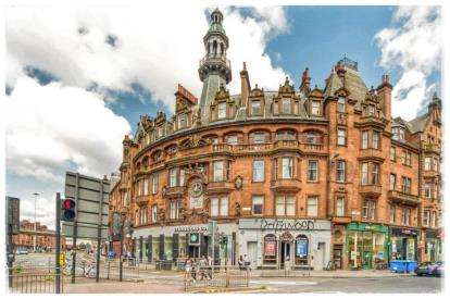 3 Bedrooms Flat for sale in Sauchiehall Street, Glasgow