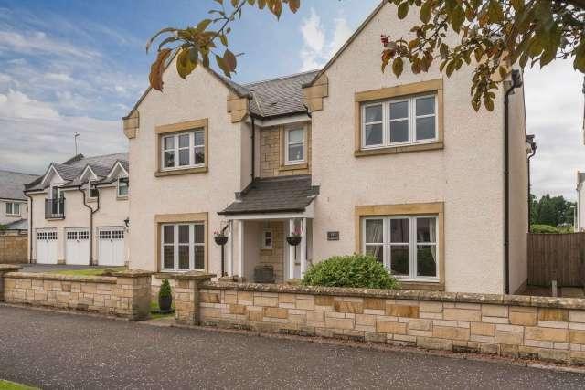 5 Bedrooms Detached House for sale in St Davids Avenue, Eskbank, Edinburgh, EH22 3FF