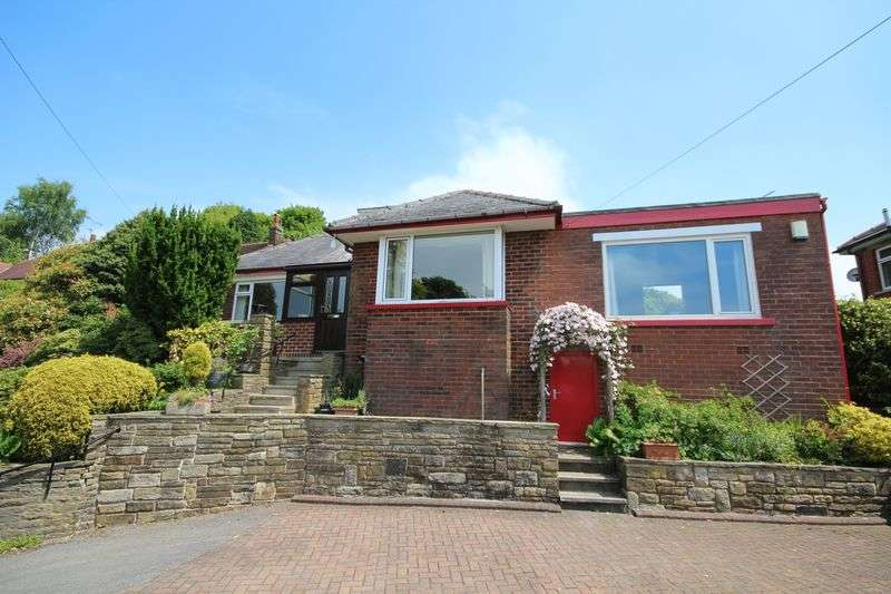 3 Bedrooms Detached House for sale in TONACLIFFE ROAD, Whitworth, Rochdale OL12 8SJ