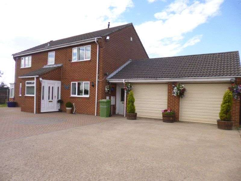 4 Bedrooms Detached House for sale in Auckland Terrace, Shildon