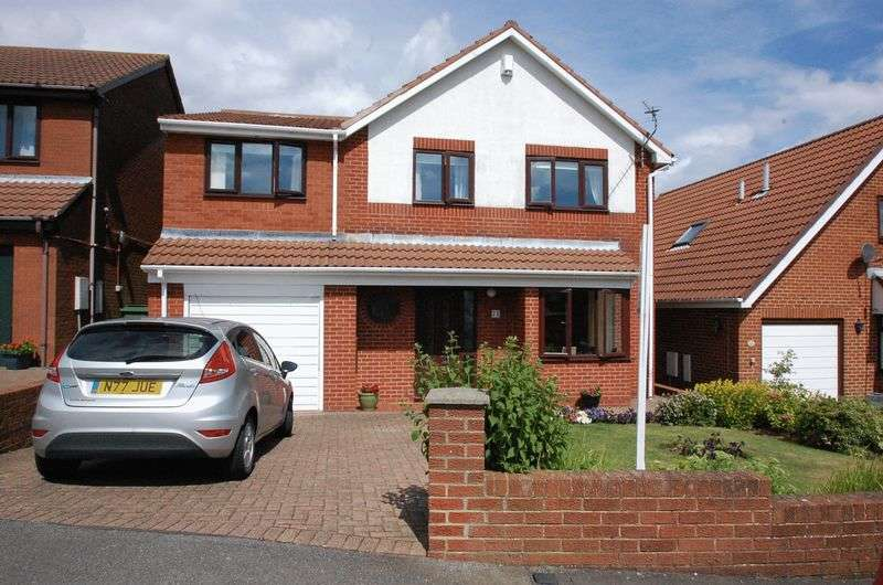 5 Bedrooms Detached House for sale in Carvers Court, Brotton, Saltburn-By-The-Sea