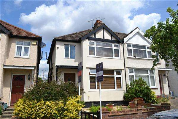 Semi Detached House for sale in INVESTMENT OPPORTUNITY - 4 self-contained studio flats