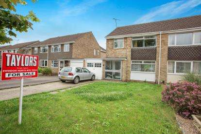 3 Bedrooms Semi Detached House for sale in Farrfield, Swindon, Wiltshire