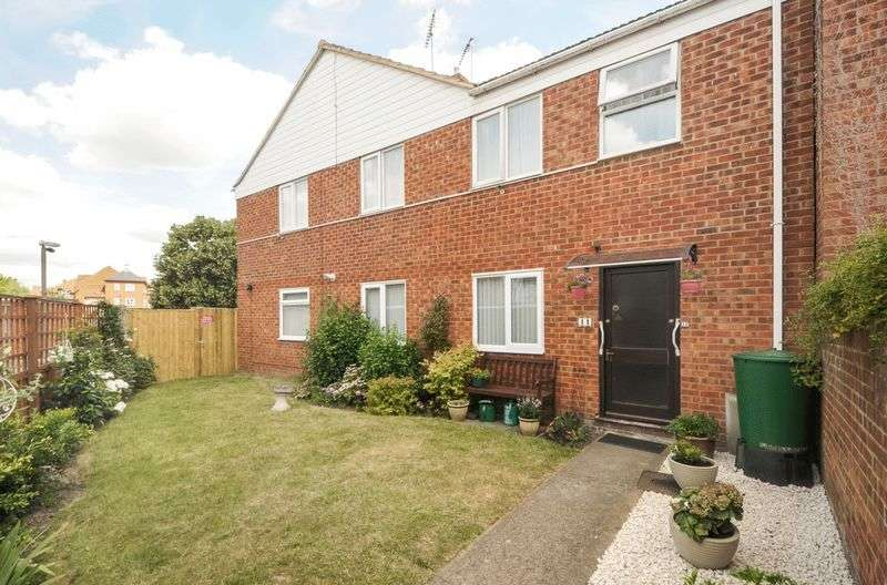 2 Bedrooms Flat for sale in St. Helens Court, Abingdon