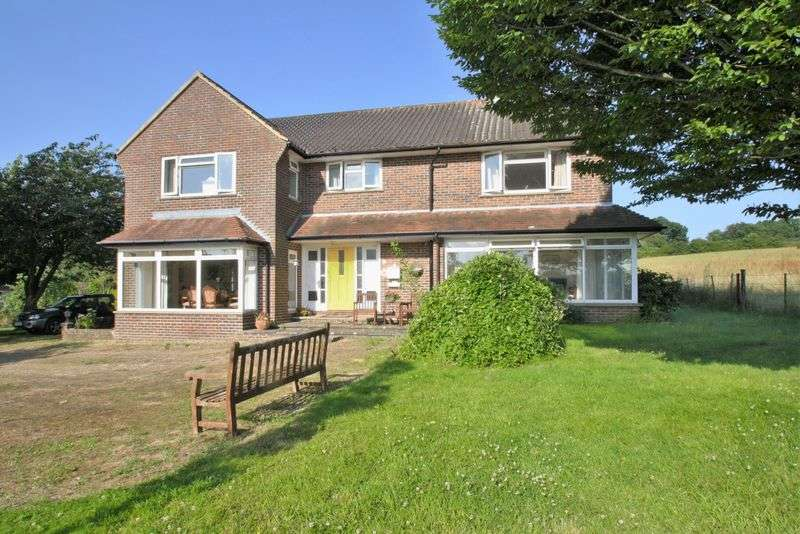 5 Bedrooms Detached House for sale in Bishops Waltham
