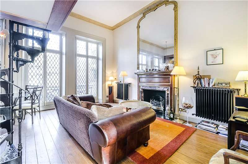 1 Bedroom Flat for sale in Ennismore Gardens, London, SW7