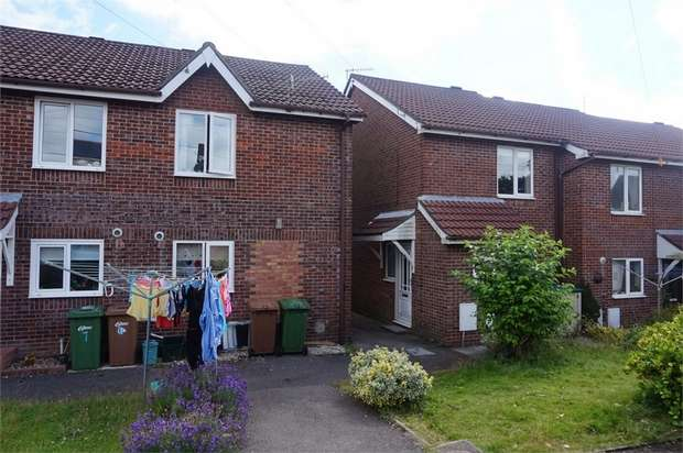 2 Bedrooms Semi Detached House for sale in Cefn Court, Cefn Road, BLACKWOOD, Caerphilly