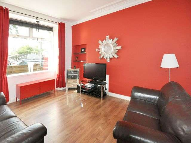 2 Bedrooms Flat for sale in Inchinnan Road, Renfrew, Renfrewshire, PA4 8NE