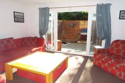 2 Bedrooms Flat for sale in Redlands Lane, Fareham, Hampshire