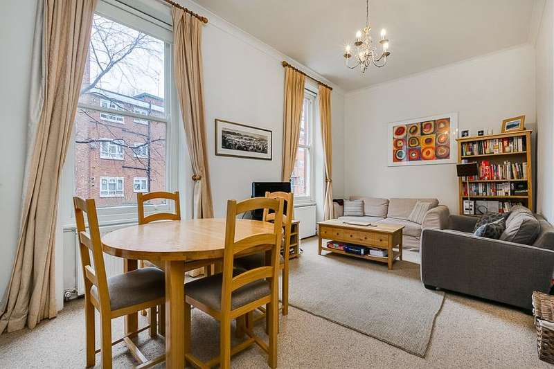 3 Bedrooms Flat for sale in Fitzgeorge Avenue, London, W14