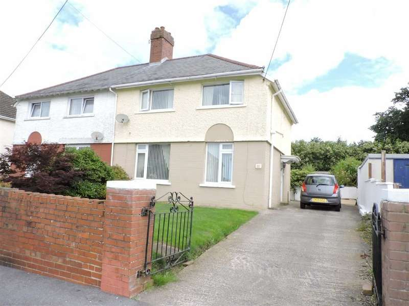 3 Bedrooms Property for sale in Heol Y Cae, Pontarddulais