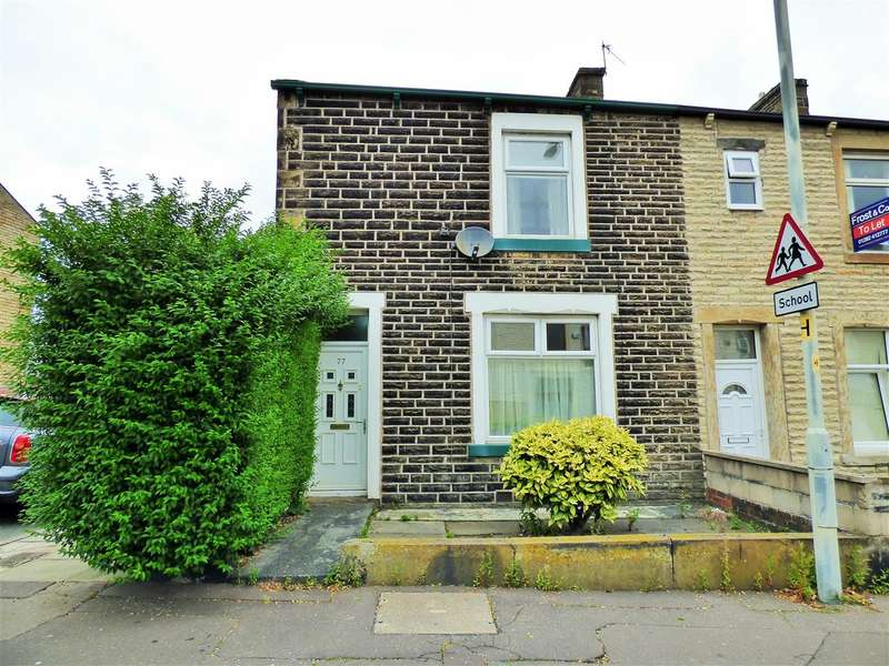 3 Bedrooms Terraced House for sale in Rosegrove Lane, Burnley