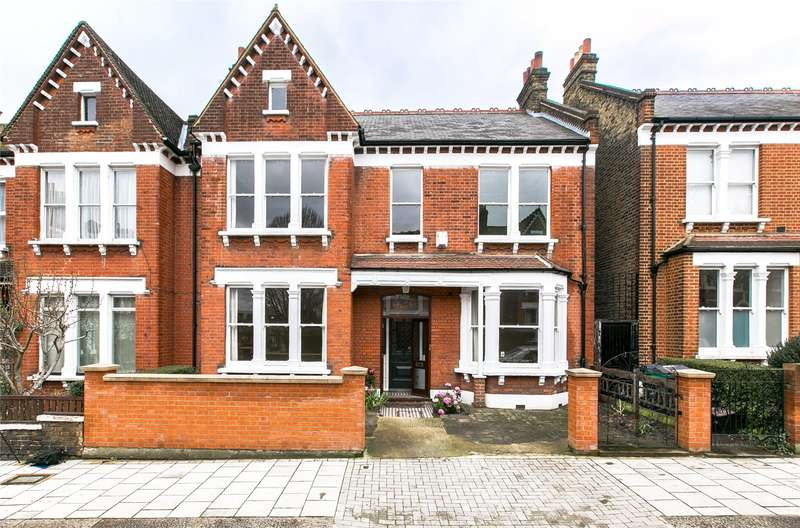 5 Bedrooms Semi Detached House for sale in Rollscourt Avenue, London, SE24