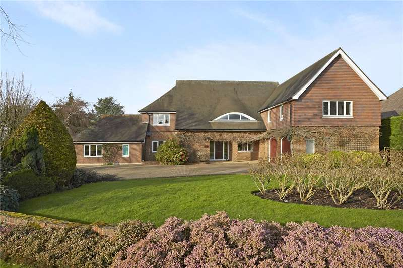 6 Bedrooms Detached House for sale in Golf Side, Cheam, Surrey, SM2