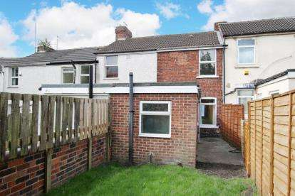 2 Bedrooms House for sale in Hartington Road, Rotherham, South Yorkshire