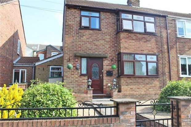 3 Bedrooms Semi Detached House for sale in Bank Street, St Helens, Merseyside