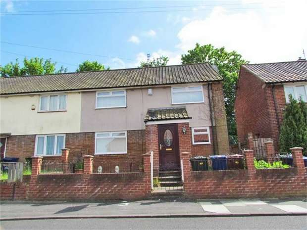 3 Bedrooms Semi Detached House for sale in Kirkwood Drive, Newcastle upon Tyne, Tyne and Wear
