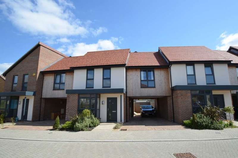 2 Bedrooms Terraced House for sale in Oakgrove Village