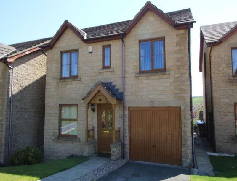 4 Bedrooms Detached House for sale in Woodthorpe, Denholme, Bradford, BD13